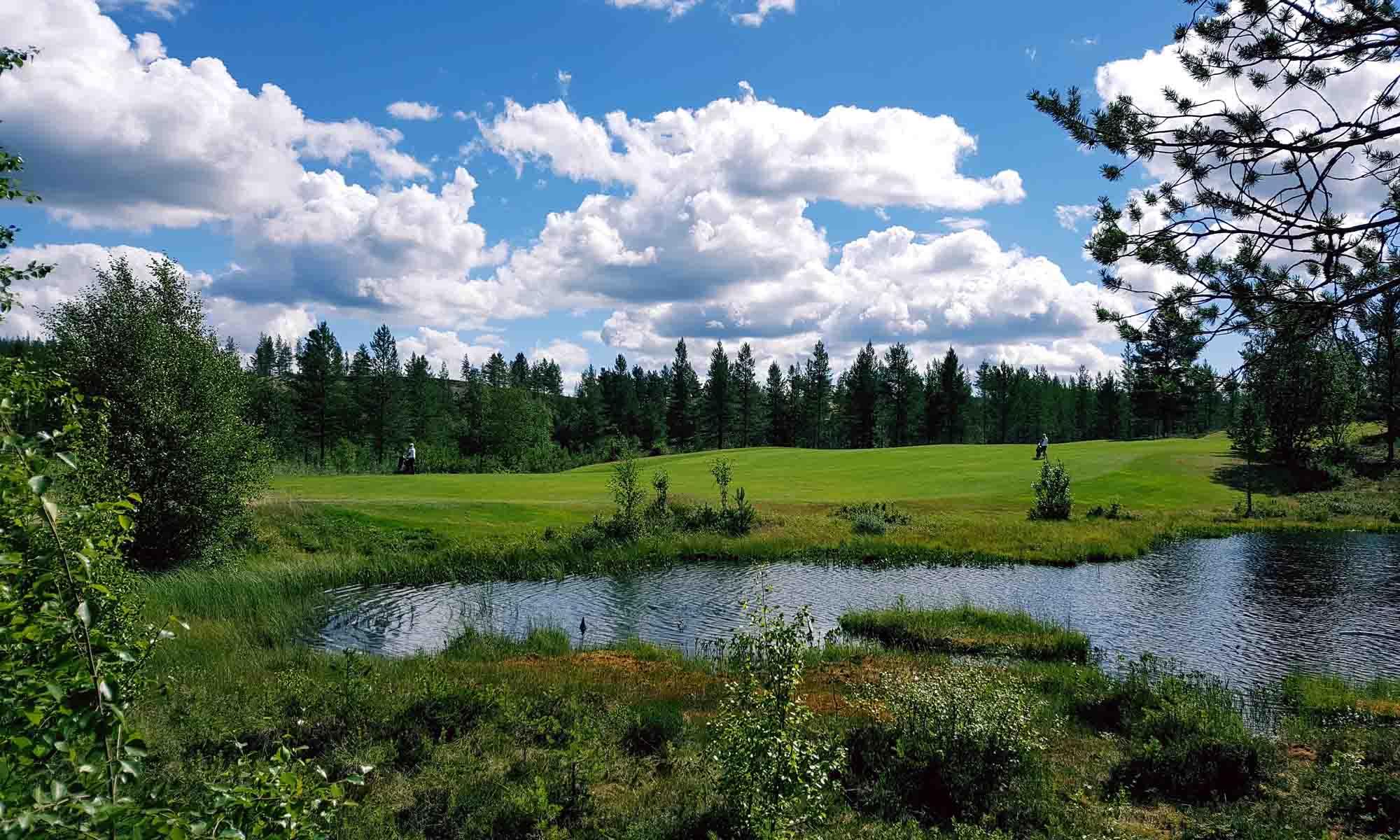 Sofiastugan_Idre fjäll_golfpaket